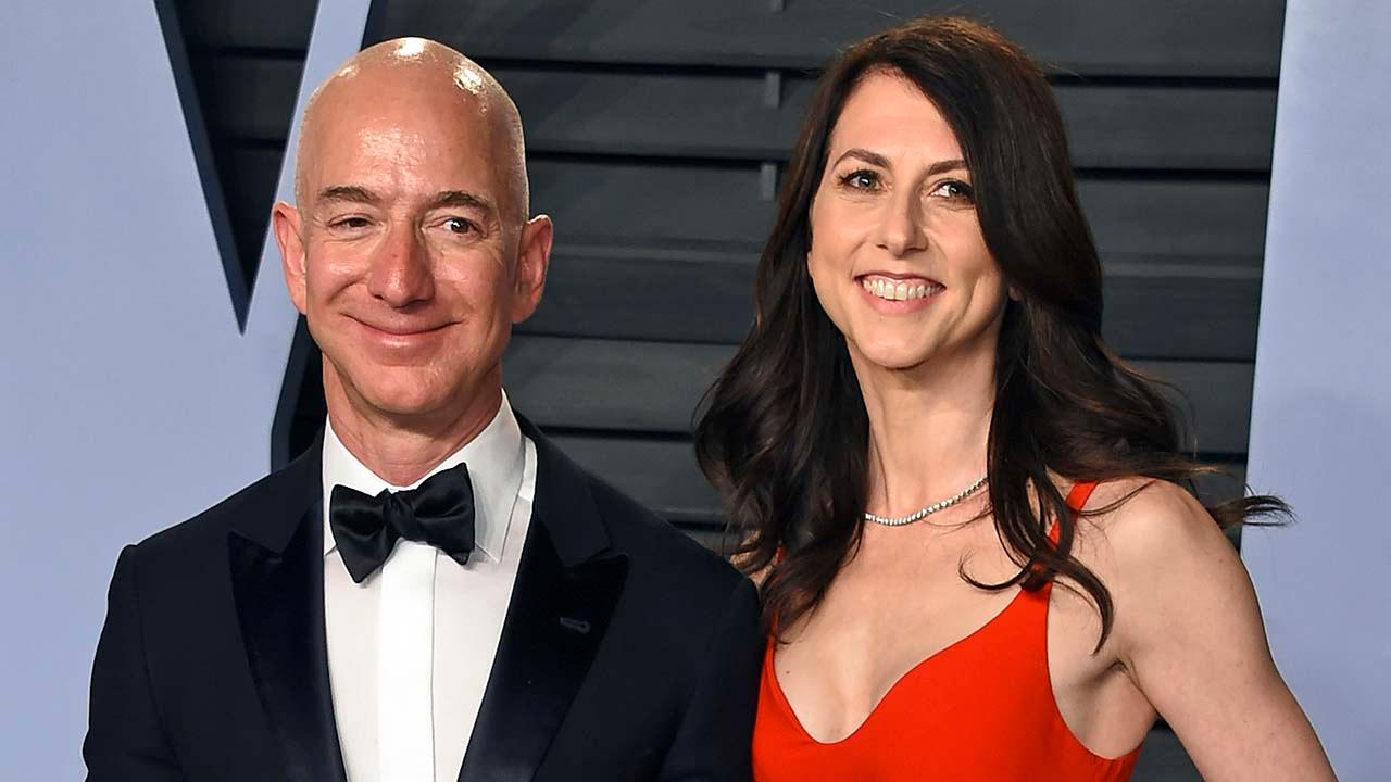 Fox Business Briefs: Ex-wife of Amazon CEO says she will give half of her fortune to charity