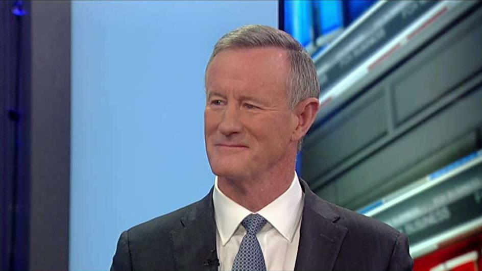 'Sea Stories' author Adm. William McRaven (Ret.) on U.S. tensions with Iran, the Osama bin Laden raid, President Barack Obama and President George W. Bush's handling of defense issues and the capture of Saddam Hussein.