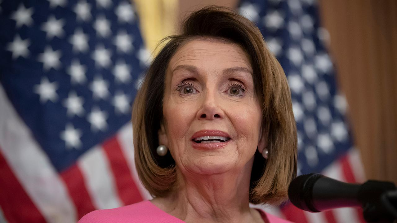 After Robert Muellers statement House Speaker Nancy Pelosi made two comments that potentially saved the markets from tumbling.