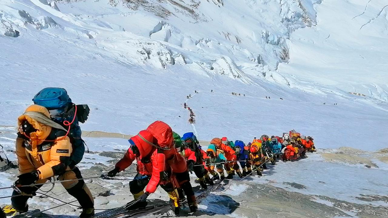 Mountaineering blogger Alan Arnette on the death toll on Mount Everest so far this season.