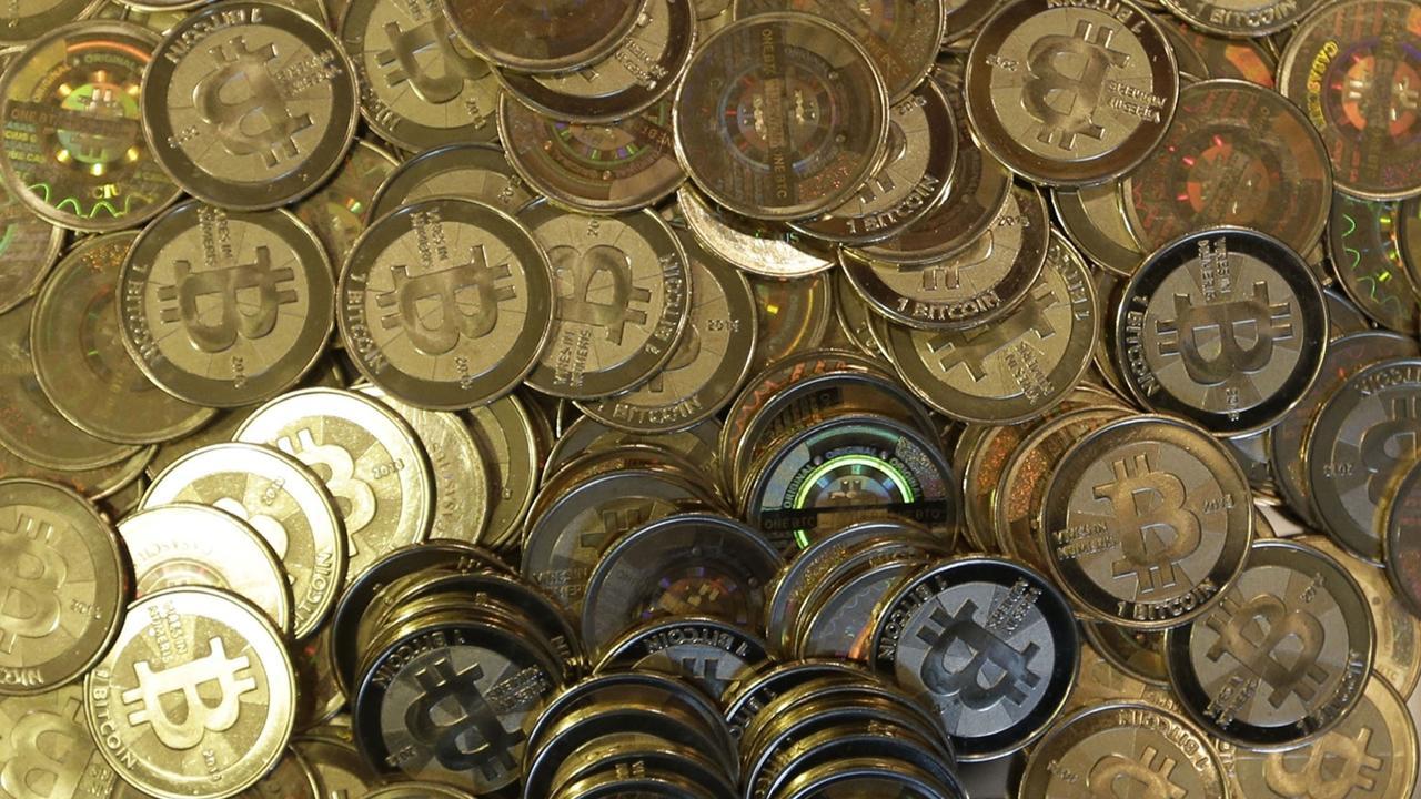 FOX Business' Liz Claman interviews Galaxy Digital CEO Mike Novogratz about why he is bullish on bitcoin.