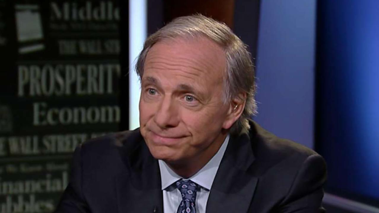 Bridgewater Associates founder Ray Dalio on debt cycles, capitalism and the U.S. economy.