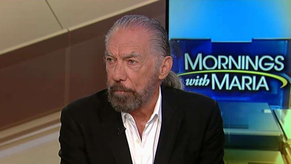 John Paul Mitchell Systems co-founder John Paul DeJoria on U.S. trade tensions with China and the outlook for 5G.