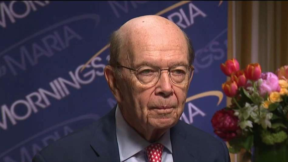 Commerce Secretary Wilbur Ross on USMCA and efforts to streamline the process for improving America's infrastructure.