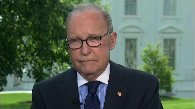 National Economic Council Director Larry Kudlow on the April jobs report, U.S. economic growth, former Vice President Joe Biden's comments on the tax reform legislation and the outlook for Federal Reserve policy.