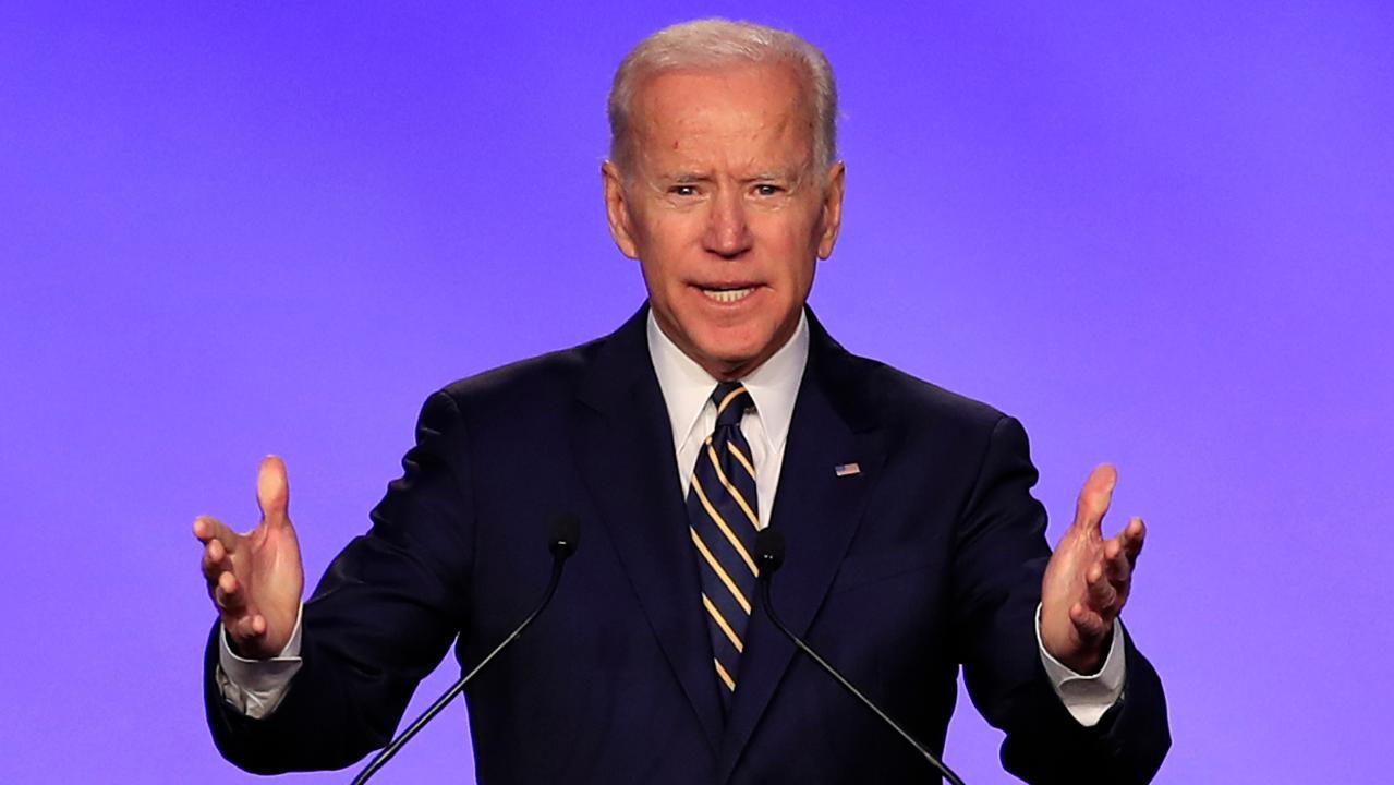 Joe Biden raises $750,000 at Hollywood fundraiser, report says