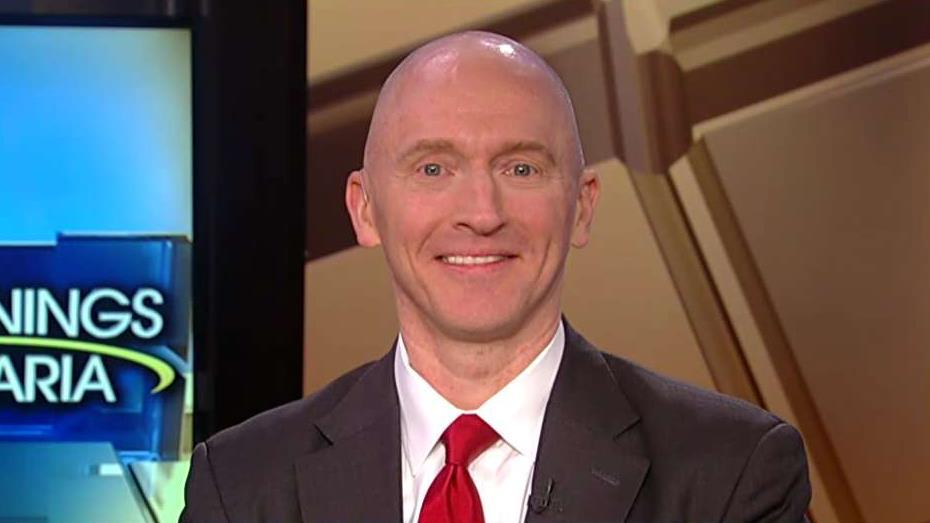 Former Trump foreign policy adviser Carter Page on the increasing scrutiny of the Steele dossier and allegations of spying on Trump campaign officials related to the Russia investigation.