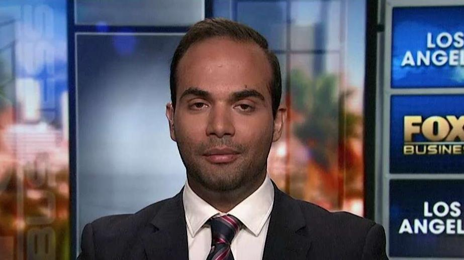 Former Trump campaign adviser George Papadopoulos on the Russia probe and how he ended up in jail.