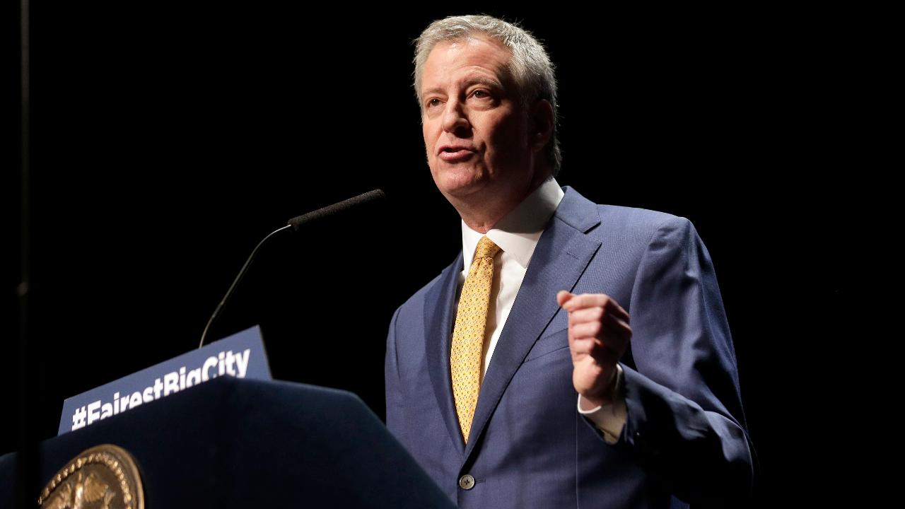 Patriotic Millionaires Chairman Morris Pearl on New York City Mayor Bill de Blasio announcing his candidacy in the 2020 presidential race.