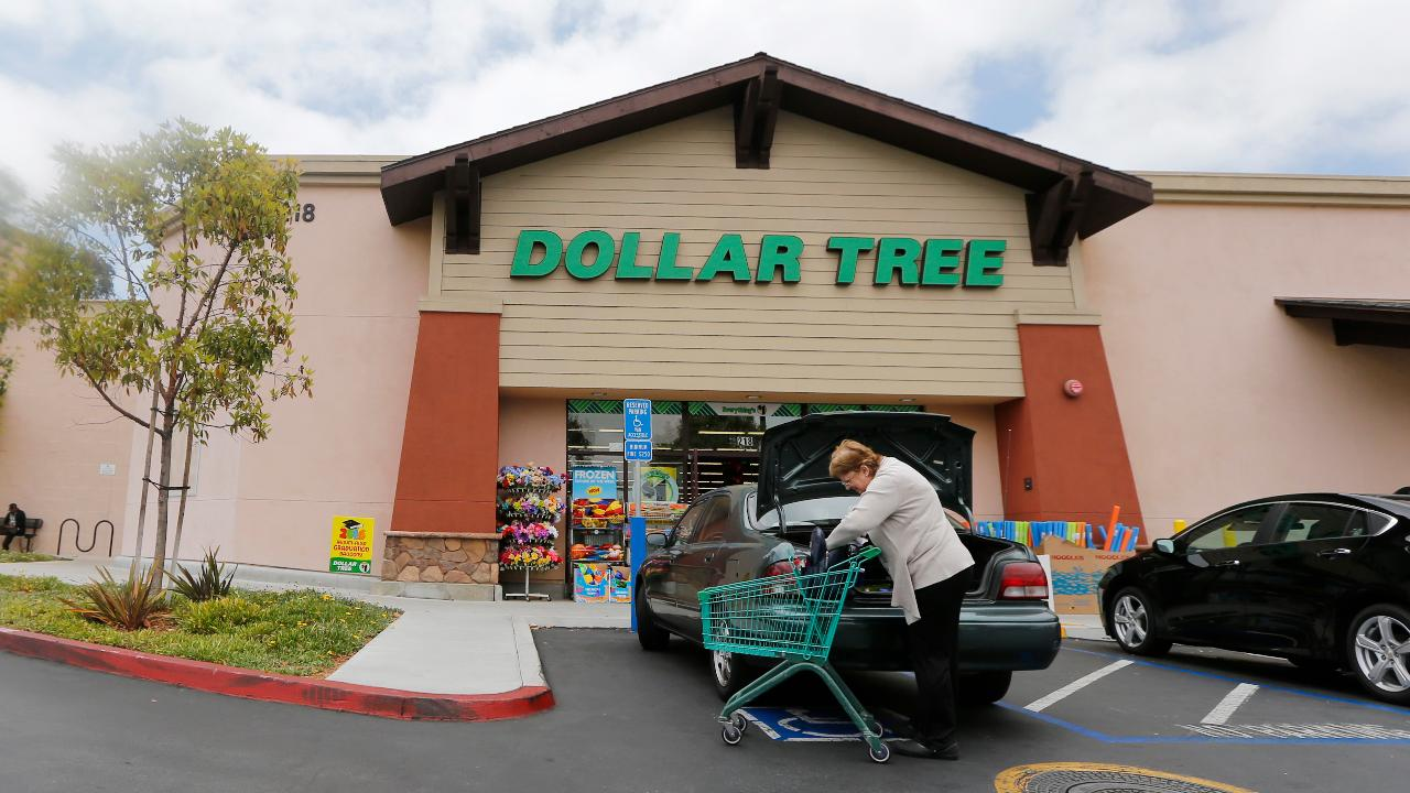 Dollar Tree CEO Gary Philbin on the company's first-quarter results, the potential impact of tariffs, the stores the company is closing despite its broader expansion plan.