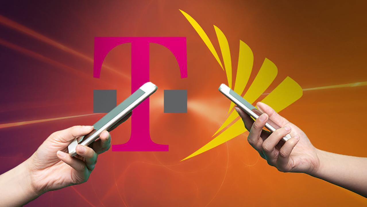 FOX Business' Charlie Gasparino reports on the potential T-Mobile, Sprint merger.