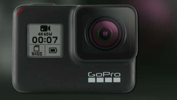 GoPro CEO Nick Woodman on the company's cameras, competition from China's DJI and the diversification of the brand.