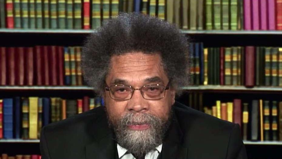 Harvard University Professor Cornel West on the mounting debate between capitalism and socialism.