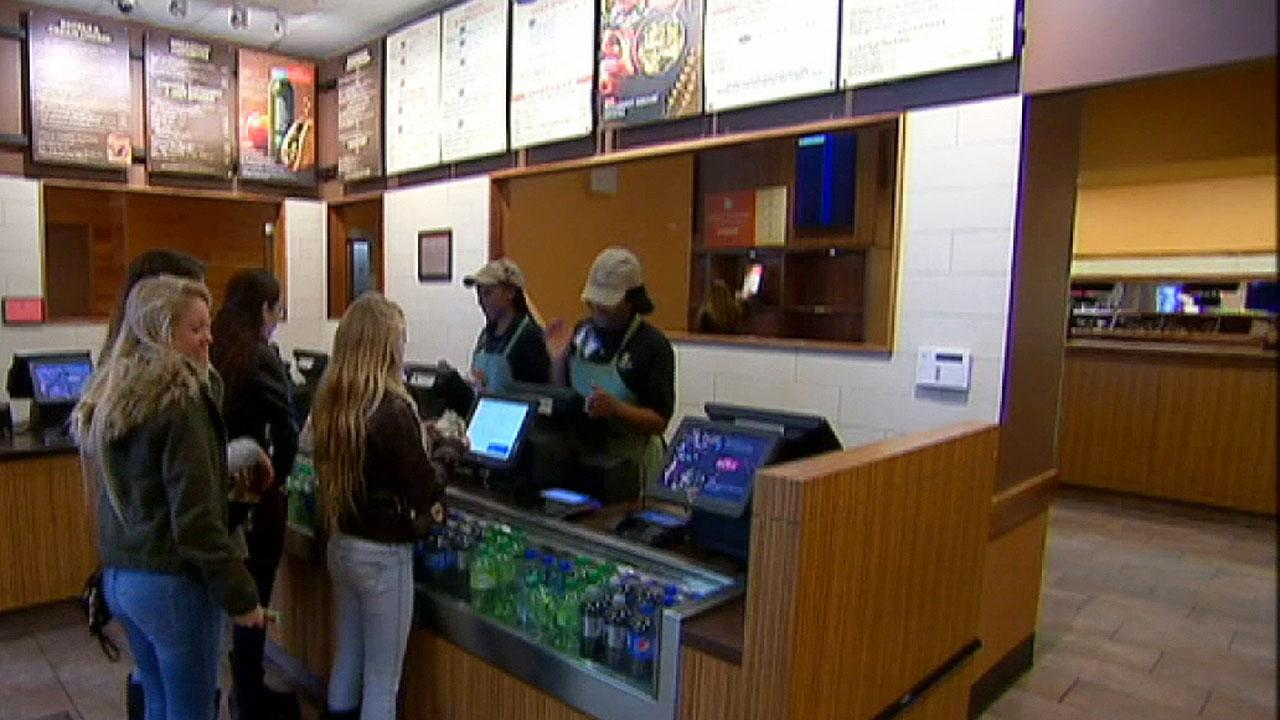 Fox Business Briefs: Panera Bread has plans to target customers looking for a fast ready-to-go meal during the week.