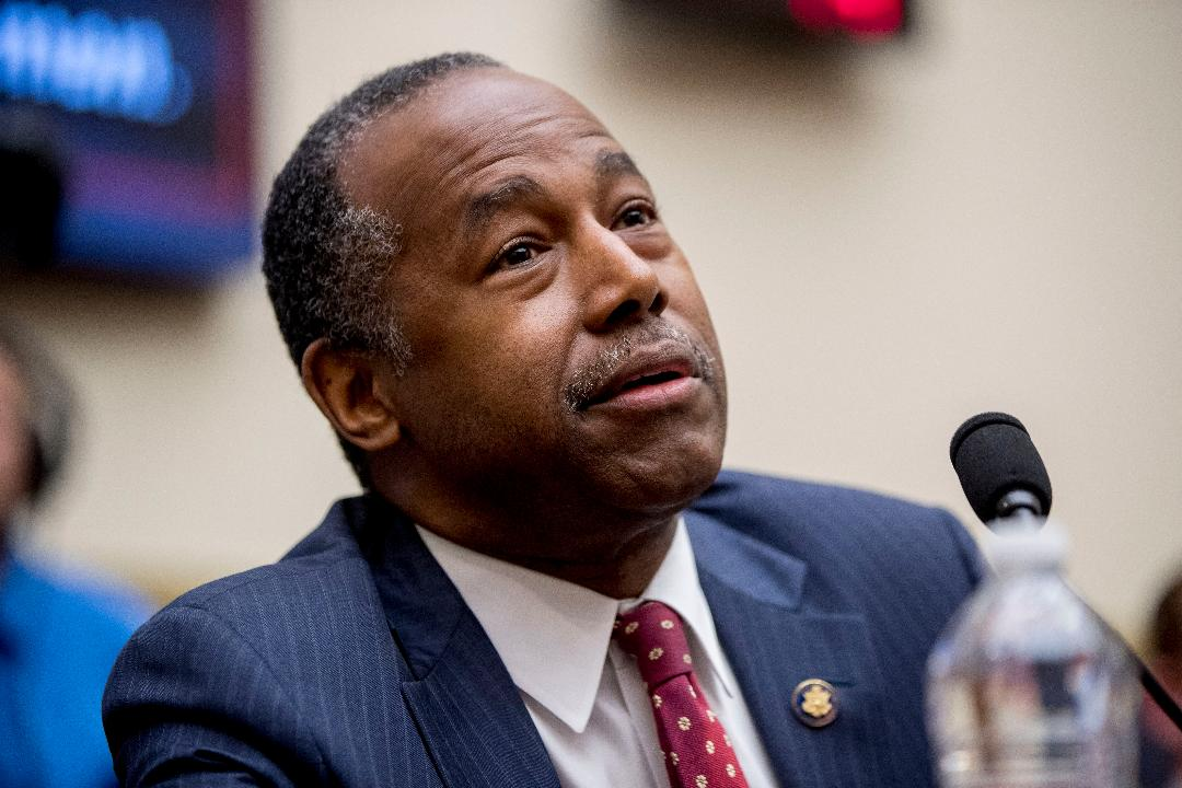 Housing and Urban Development Secretary Ben Carson discusses how the government plans to address cost and resilience issues associated with housing.