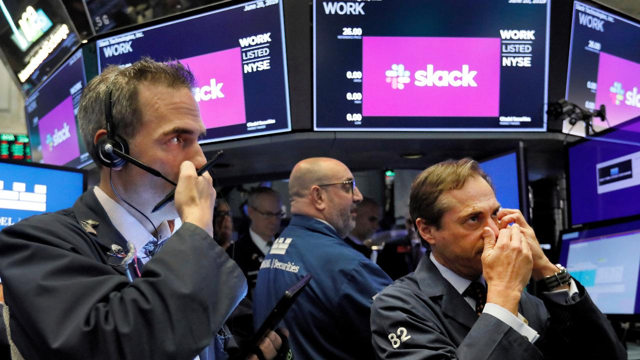 Tech:NYC Executive Director Julie Samuels on the state of the IPO market and whether more companies will go public in a direct listing like Slack did.