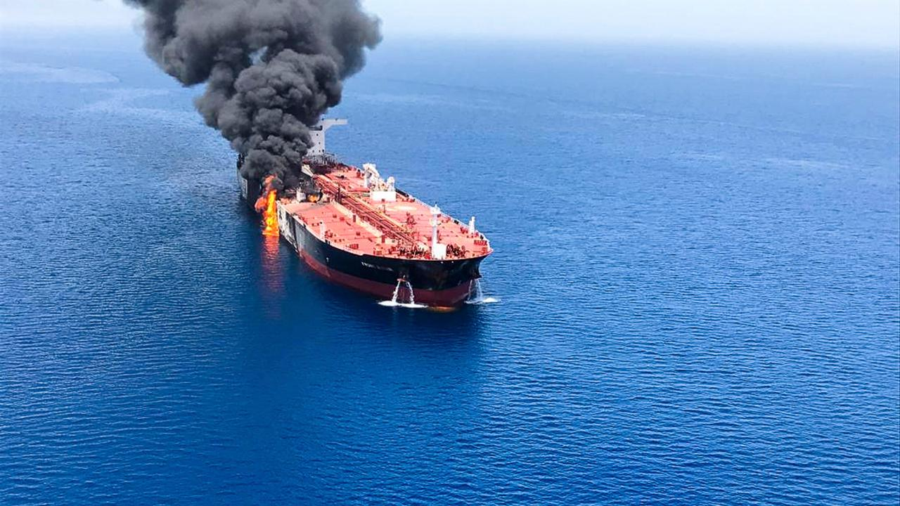 Wall Street Journal Global Economics Editor Jon Hilsenrath on the fallout from the attack on two tankers in the Gulf of Oman, U.S. trade tensions with China and concerns over the mounting federal debt.