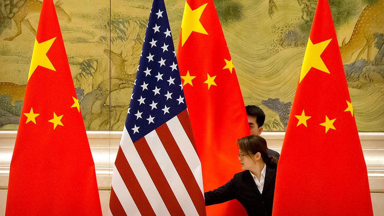 """""""The Coming Collapse of China"""" author Gordon Chang on the upcoming trade talks between President Trump and Chinese President Xi Jinping."""