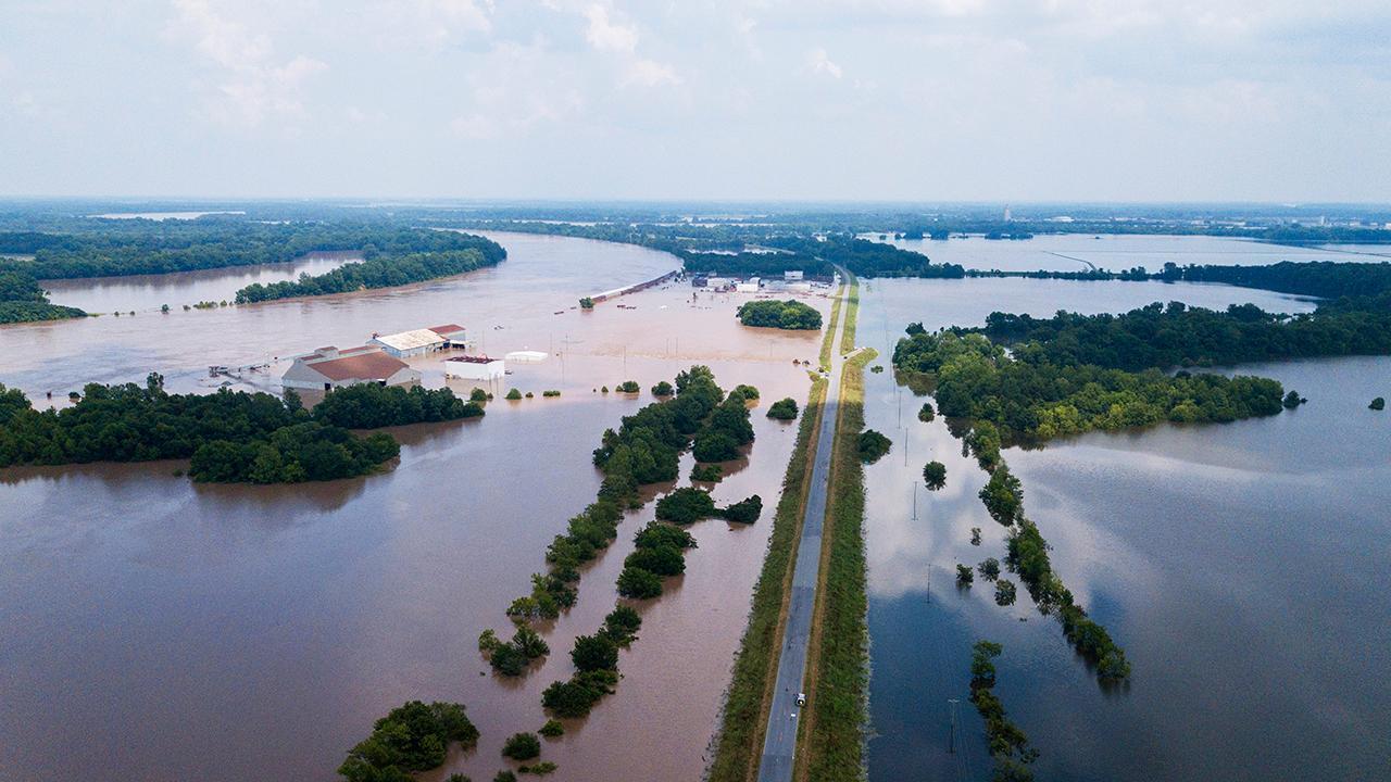 Arkansas Attorney General Leslie Rutledge on the devastating floods in Arkansas.