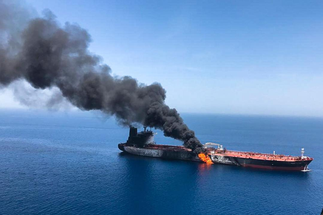 Former USS Cole Commander Kirk Lippold (Ret.) on the attack on two tankers in the Gulf of Oman and the mounting U.S. tensions with Iran.<br>