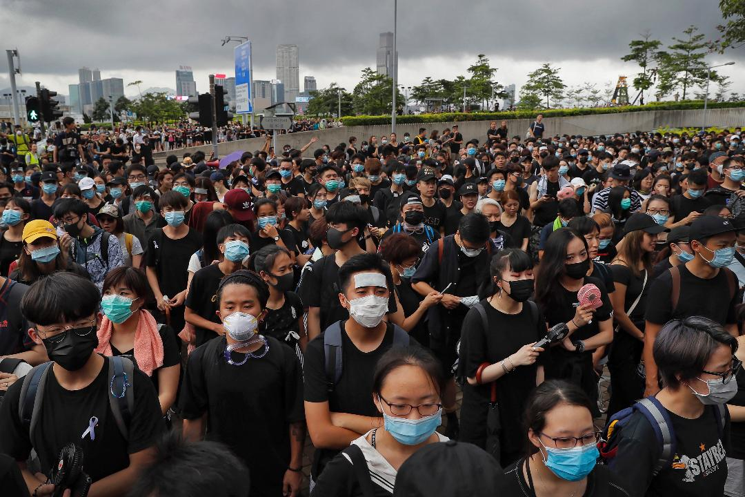 Wall Street Journal Editor-at-Large Gerry Baker on the protests in Hong Kong and the potential impact on U.S. relations with China.