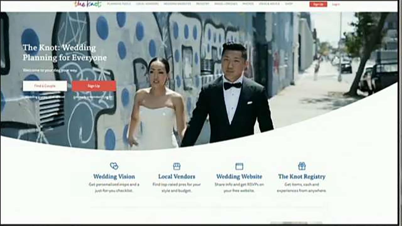 The Knot Worldwide CMO Dhanusha Sivajee on the big business of wedding planning.