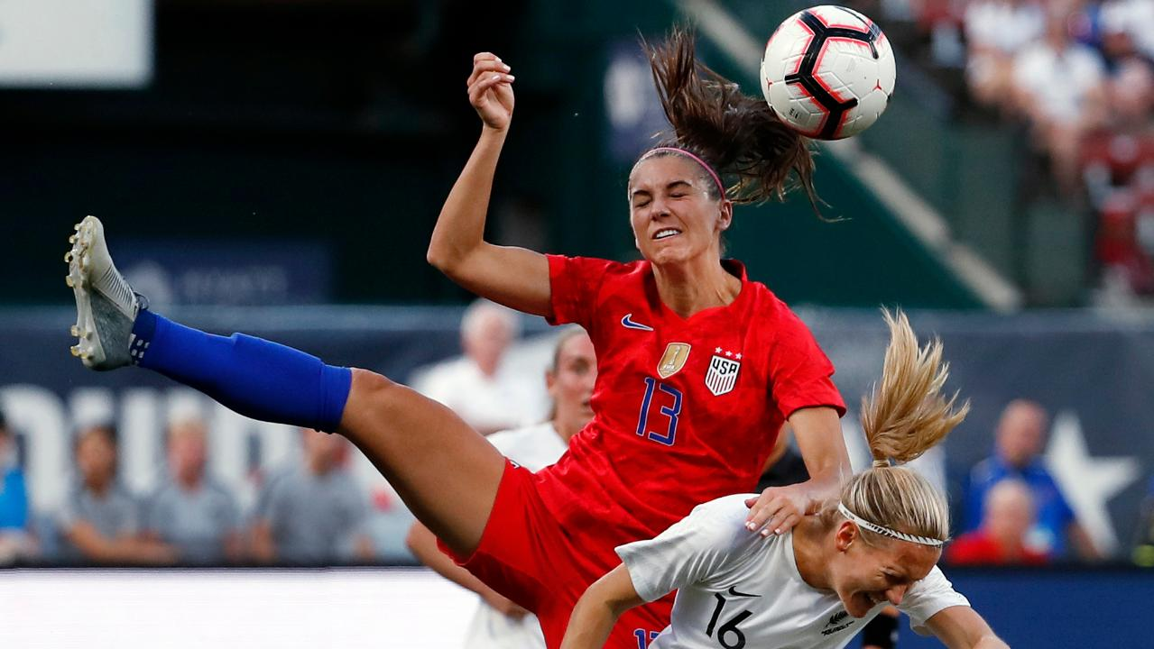 DLE Agency founder Doug Eldridge on the Women's World Cup in France and the U.S. Women's National Team's gender discrimination lawsuit.