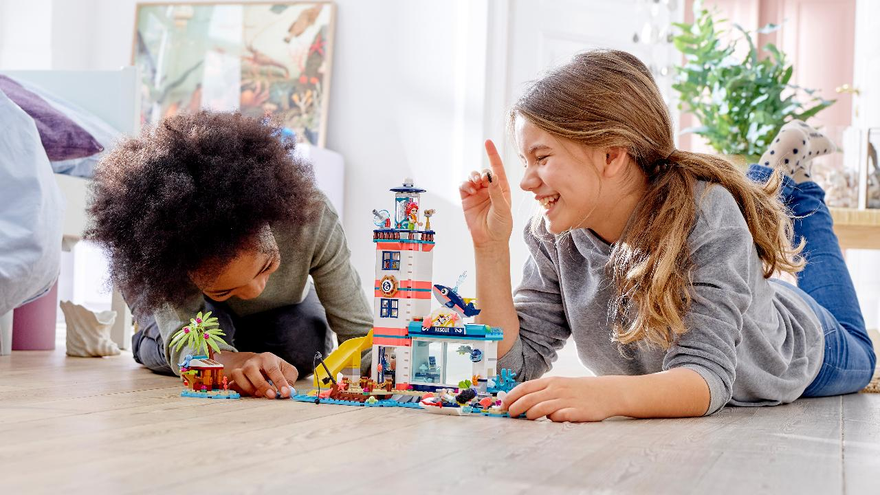 Lego CMO discusses what the toy company is doing to stay relevant in the digital world of play.
