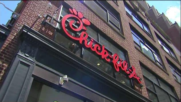 Chick-fil-A ranked first in customer satisfaction: report