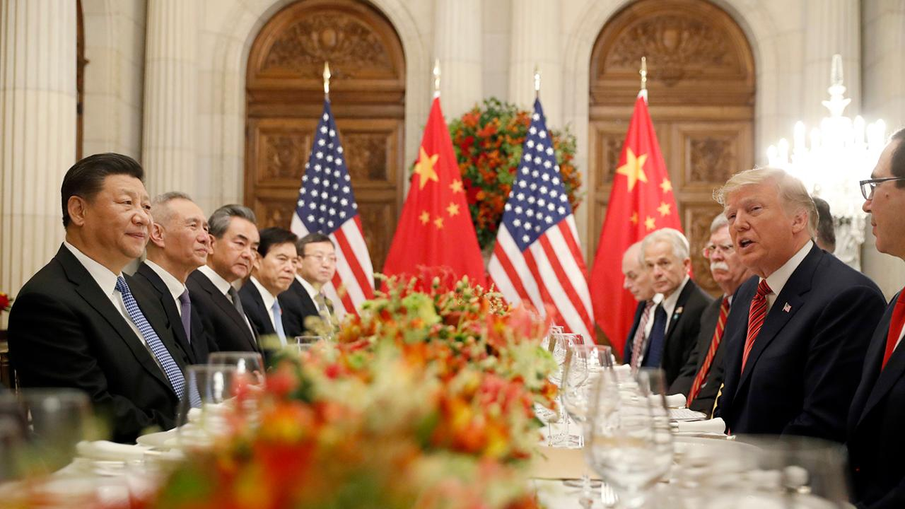 Trump, Xi agree to restart trade negotiations after G20 meeting