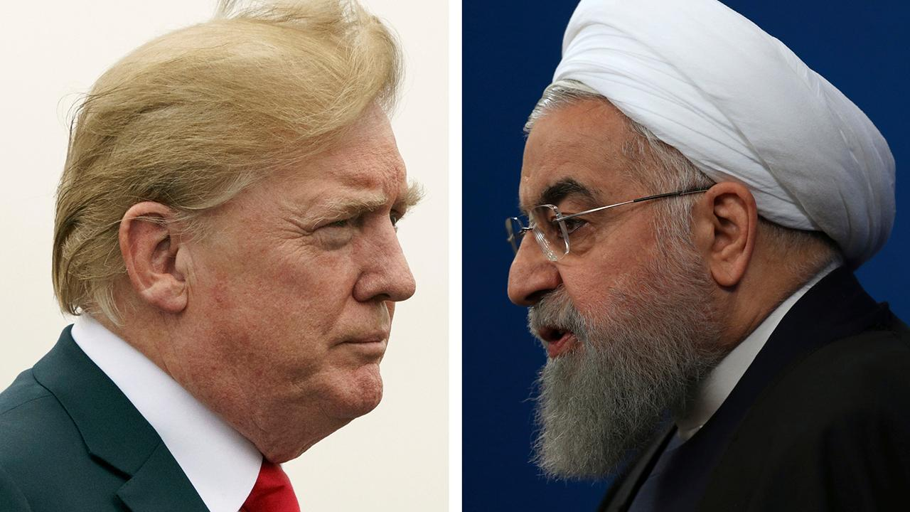 Steve Yates, former Deputy National Security Adviser to Vice President Dick Cheney, hopes President Trump can recast the balance of power in the Middle East so that Iran no longer has the advantage it had during the Obama administration.
