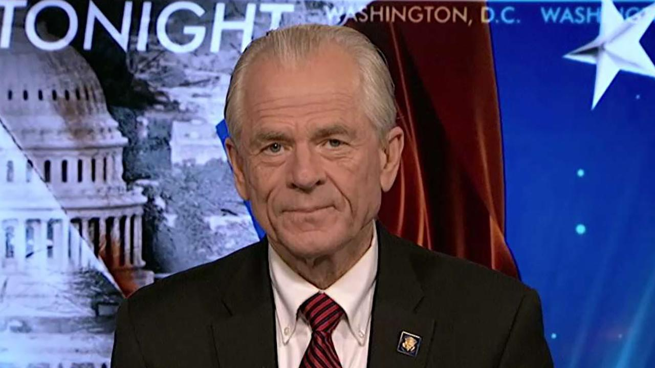 FOX Business' Lou Dobbs talks to White House trade adviser Peter Navarro about the USMCA trade agreement.