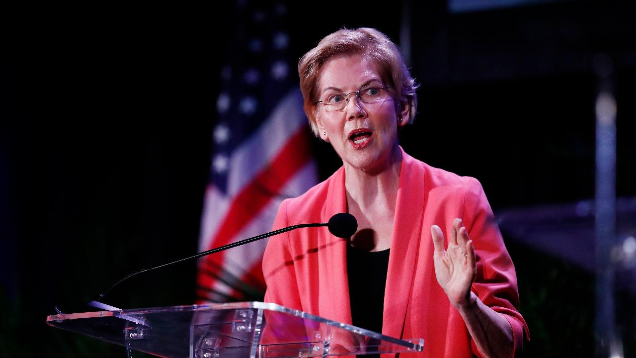 Sen. Elizabeth Warren, D-Mass., on her plan to make health care more affordable and accessible.