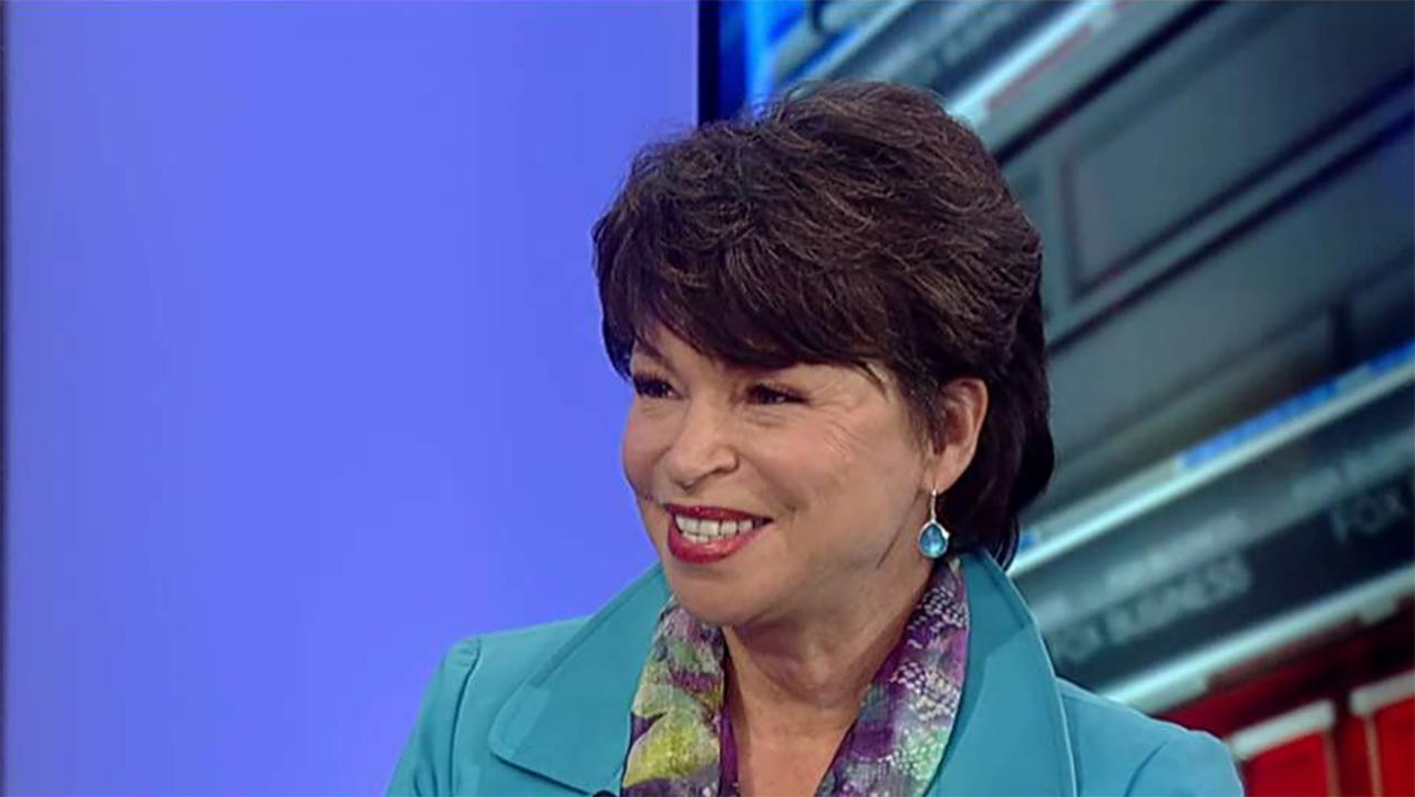 Former senior adviser to President Obama Valerie Jarrett on a federal watchdog group calling for the removal of Kellyanne Conway from federal office, her relationship with the Obamas, Hillary Clinton's 2016 campaign, President Trump and former Vice President Joe Biden's presidential bid.