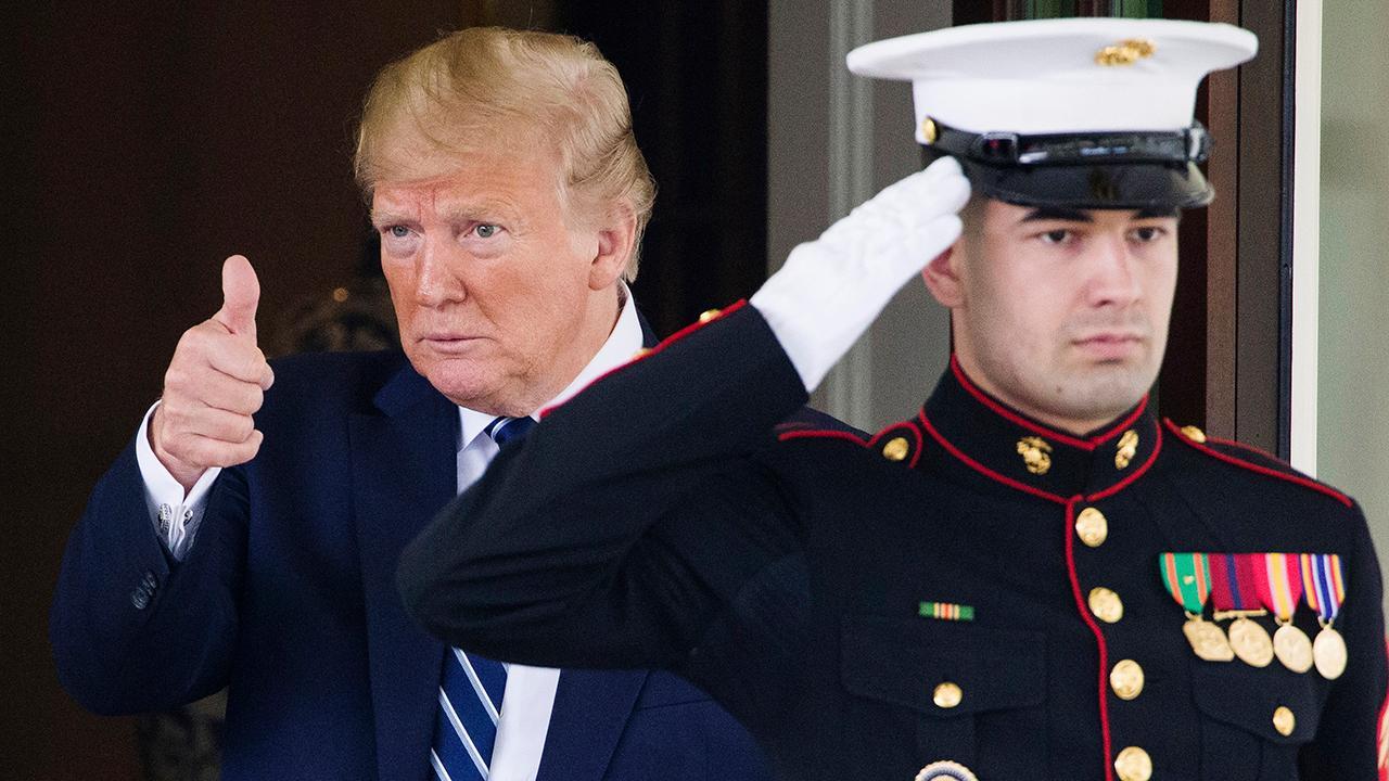 Trish Regan: Trump shows real strength on Iran