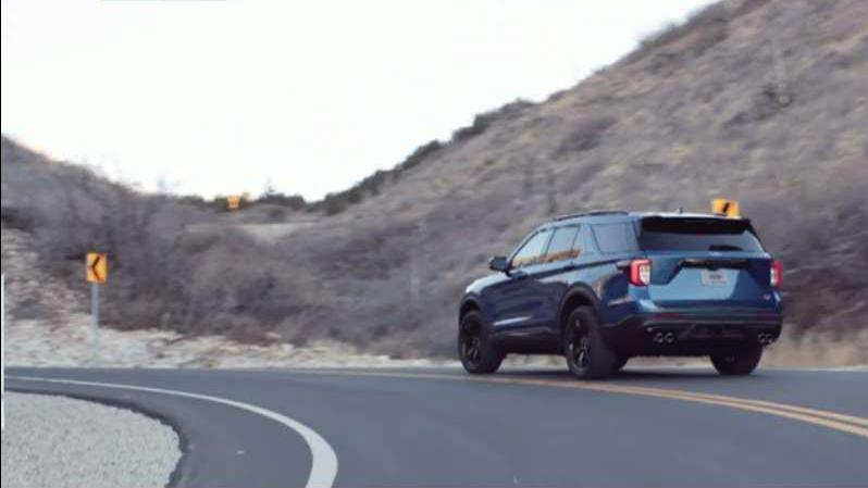 Ford Automotive President Joe Hinrichs on the company's shift toward SUVs and trucks.