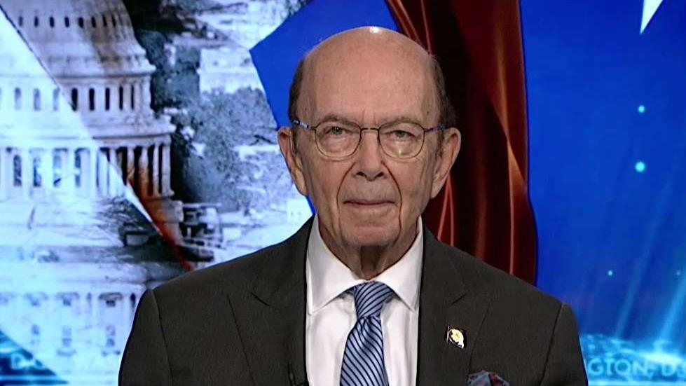 U.S. Commerce Secretary Wilbur Ross reacts to the House Oversight Committee's vote to hold him and Attorney General William Barr in contempt of Congress. Ross also discusses President Trump's immigration deal with Mexico.