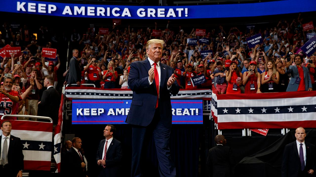 DoubleLine Capital co-founder and CEO Jeffrey Gundlach on whether President Trump would pull out of the 2020 presidential race.
