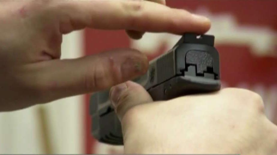 "Rep. Todd Stephens, R-Penn., is making a bipartisan push for ""Red Flag"" gun control measure."
