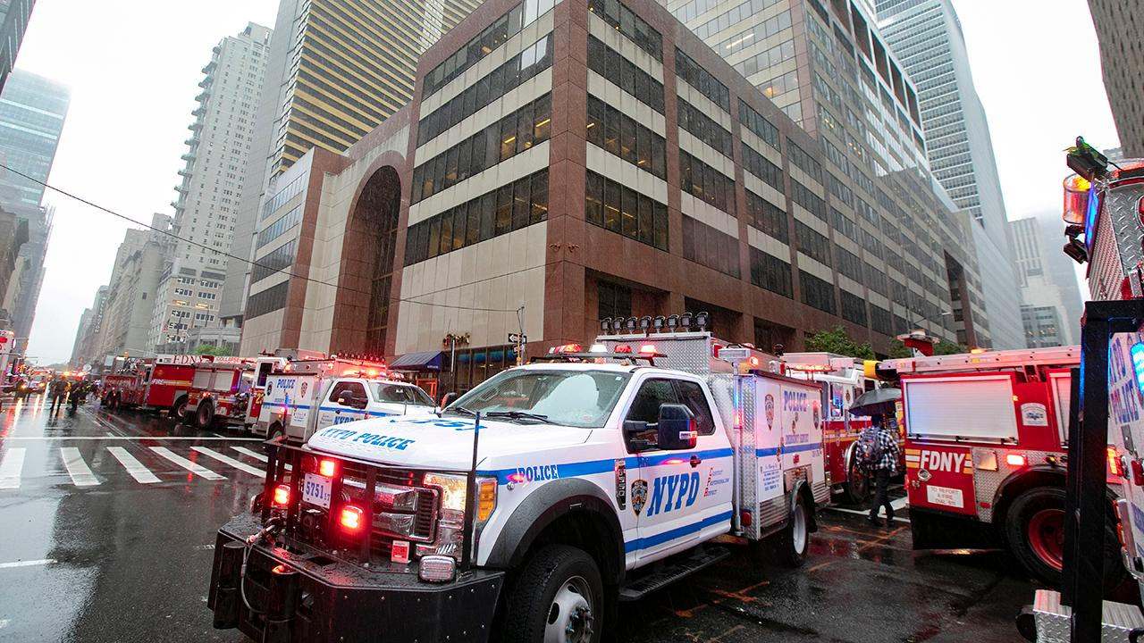BNP Paribas USA CEO Jean-Yves Fillion on the deadly helicopter crash in New York City.