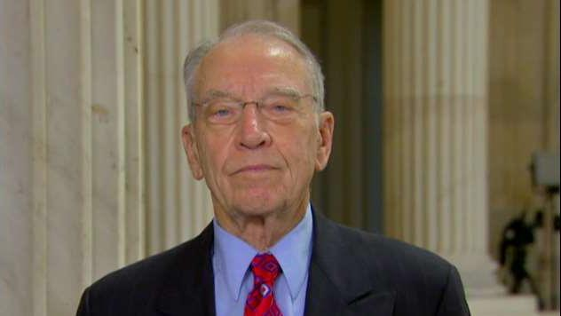 Sen. Chuck Grassley, R-Iowa, on President Trump's deal with Mexico, the future of USMCA, Trump administration trade negotiations with China and President Trump's approval ratings.