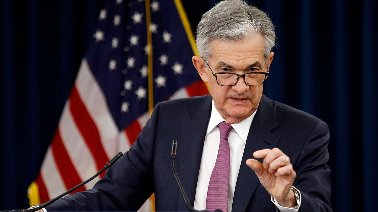 FOX Business' Jackie DeAngelis on Federal Reserve Chairman Jerome Powell's claim that the central bank is closely monitoring the impact of trade issues on the economy.