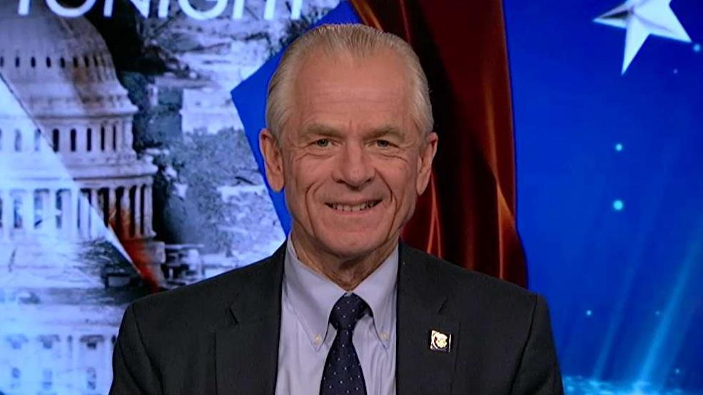 White House trade adviser Peter Navarro on the trade negotiations between the United States and China.