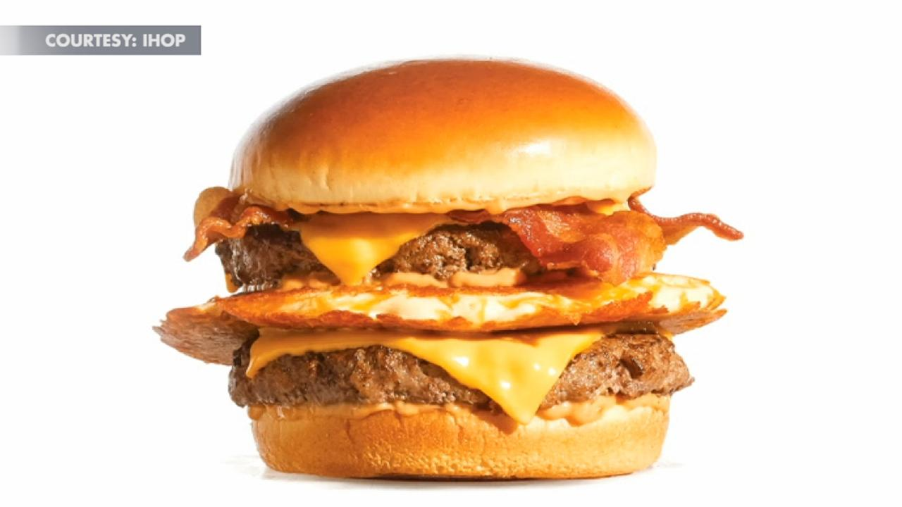 Morning Business Outlook: IHOP set to rename its burgers and pancakes in honor of its brand new menu items; Department of Justice now taking the reins in anti-trust investigations of Google and Apple.