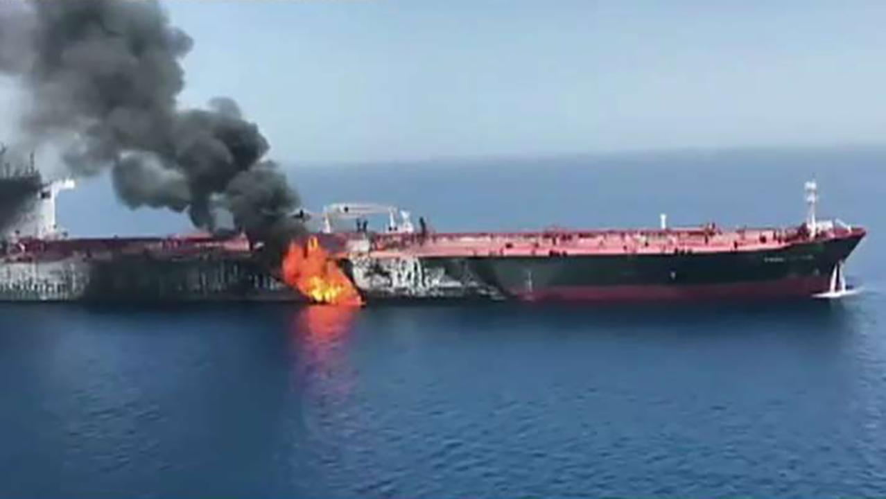 Foundation for Defense of Democracies senior fellow Behnam Ben Taleblu reacts to U.S. Secretary of State Mike Pompeo's claim that Iran is responsible for the attacks on two oil tankers off the coast of the Middle Eastern country.
