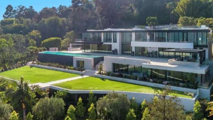 FBN's Deirdre Bolton the Bel Air mansion that is the most expensive lease in the U.S.