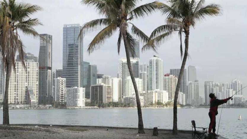 Miami DDA Deputy Director Christina Crespi is attempting to get financial firms in Chicago to ditch the Windy City and go to Miami, Florida.