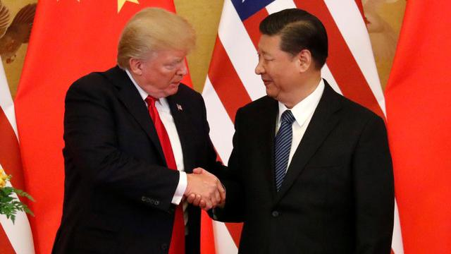 Peter Navarro, assistant to President Trump, on U.S. trade tensions with China.