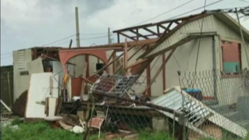 PREPA CEO Jose Ortiz on continued efforts to rebuild Puerto Rico after Hurricane Maria in 2017.