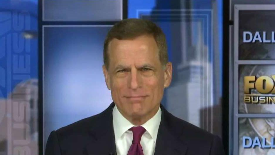 Federal Reserve Bank of Dallas President Robert Kaplan on the state of the economy and the outlook for Federal Reserve policy.